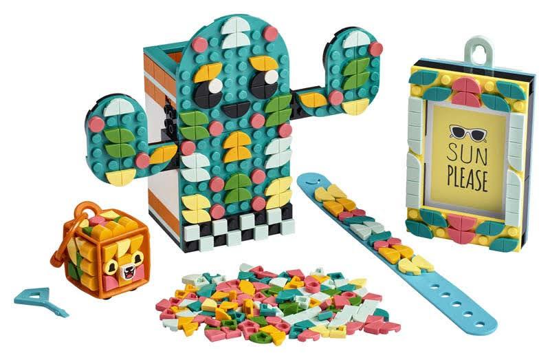 Contenido de LEGO® 41937 Multipack: Sensaciones de Verano