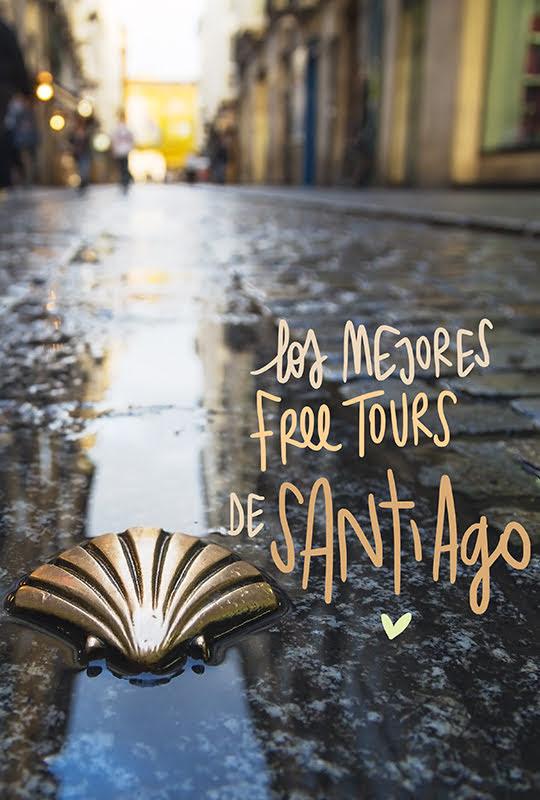 mejores free tours de Santiago de Compostela