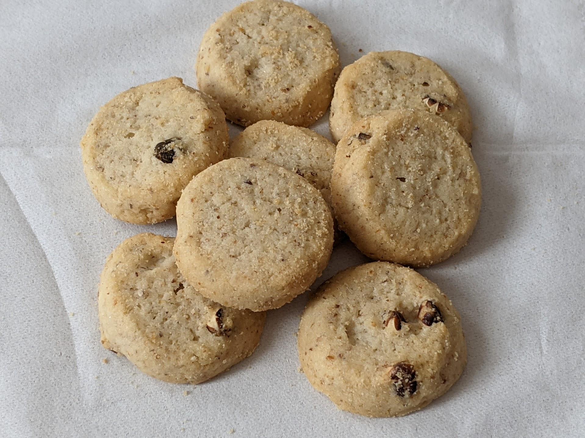 カルディ もへじ 焙煎もち麦クッキー