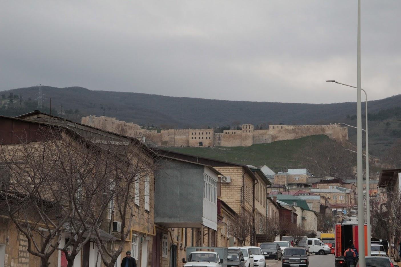 Дагестан конец марта 2021