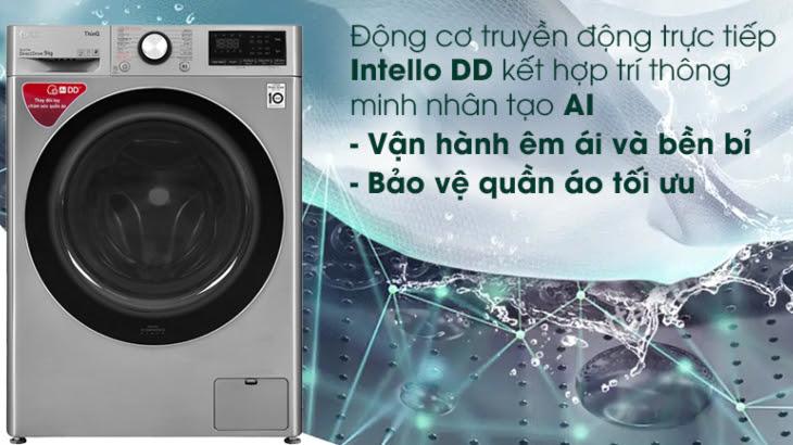 Công nghệ Intello DD