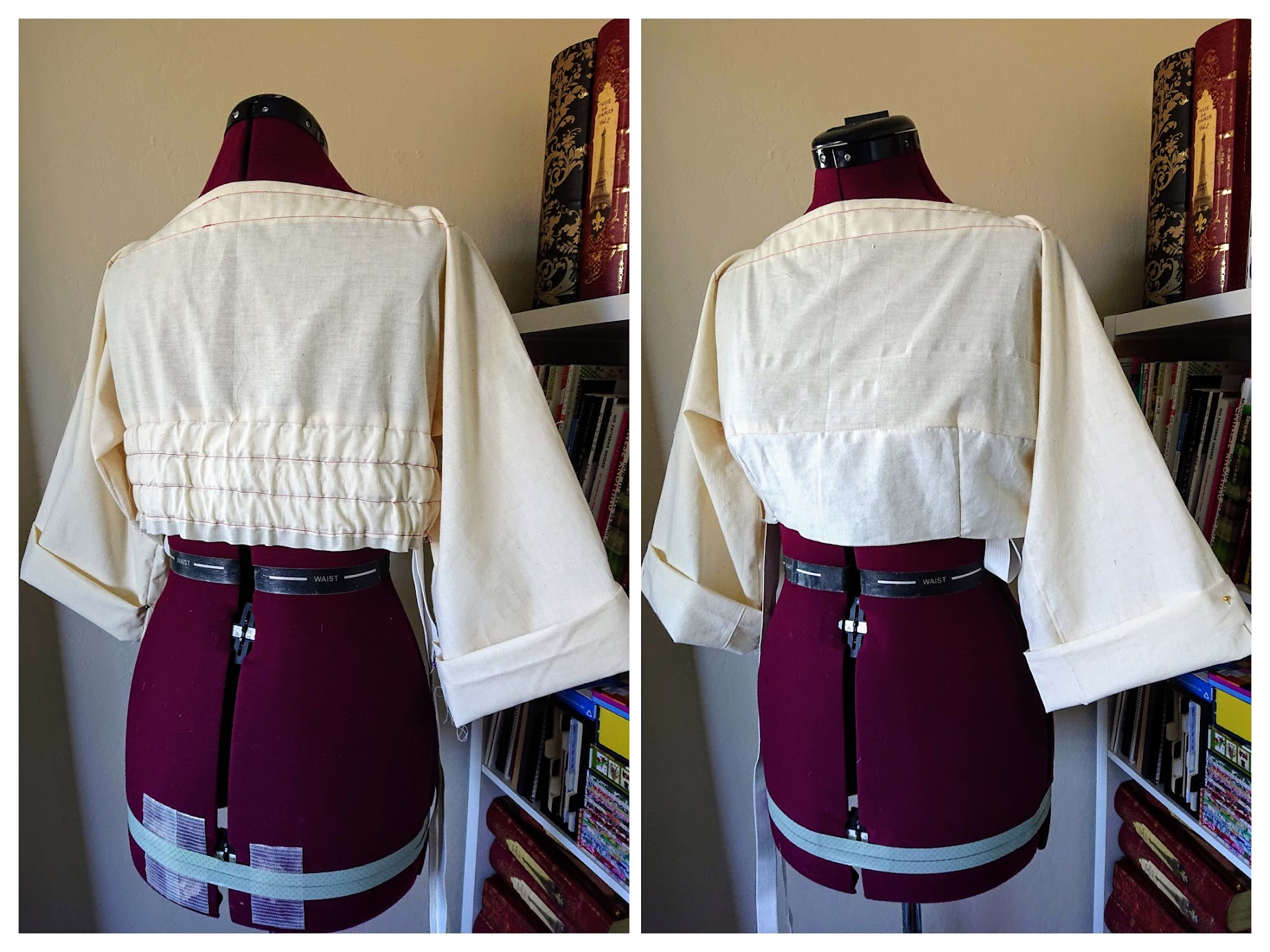 Prototyping Bodice | Handkerchief Dress - FAFAFOOM.COM