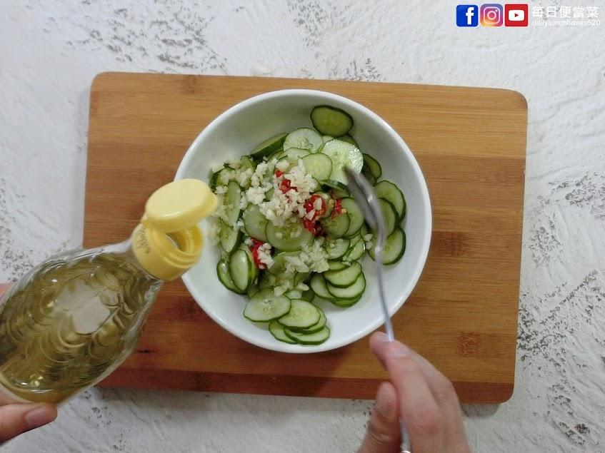 免醃涼拌小黃瓜食譜