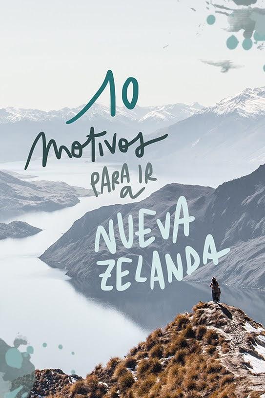 MOTIVOS PARA IR A NUEVA ZELANDA
