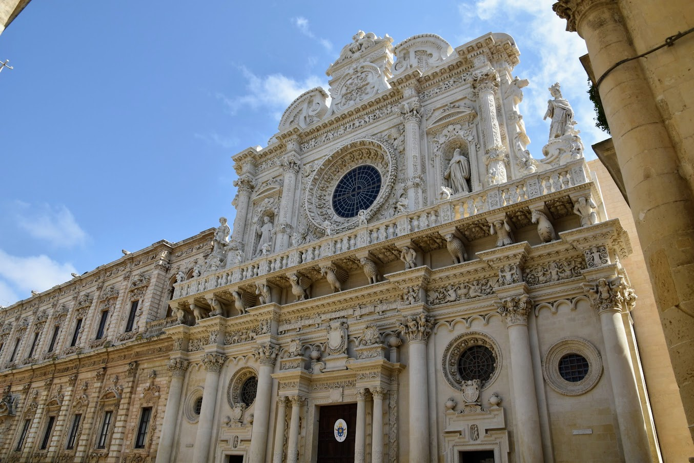 Basilica di Santa Croce Lecce
