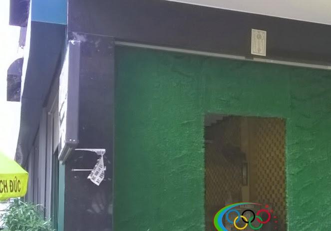 Mặt hàng xuất hiện ở đa số mọi công trình  là Cỏ nhân tạo