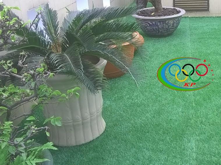 Một số vận dụng thực tế của sản phẩm cỏ nhân tạo