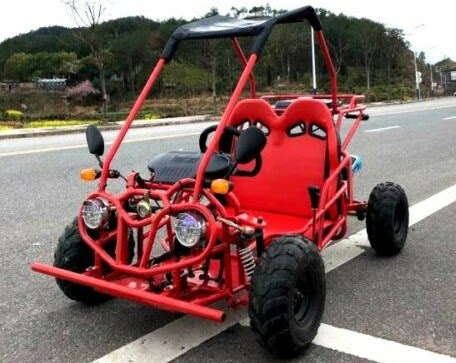 6.2HP 110cc Junior Kids Automatic Dune Buggy