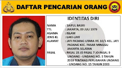 DPO Teroris Pembuat Bom Menyerahkan Diri di Jakarta Selatan