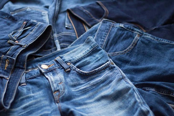 các loại đồ jeans