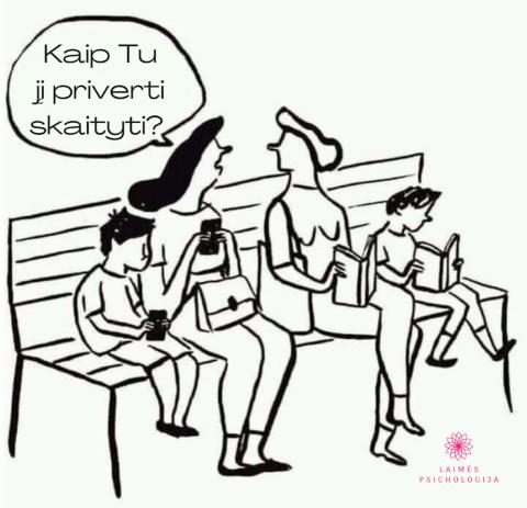 Ką daryti, kad vaikas skaitytų