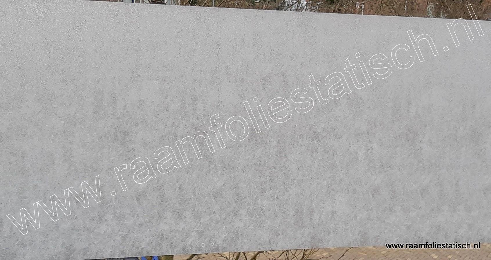 Statische raamfolie rijstpapier 67,5cm vitrostatic brilliant