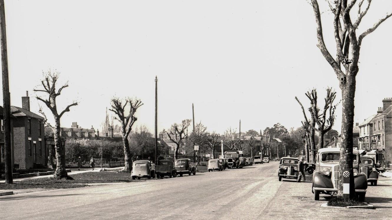 Tenterden Archive 1947 Tenterden High Street