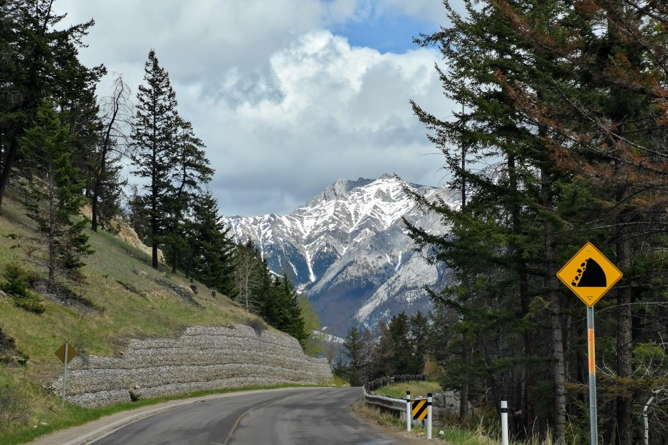 consejos para conducir por la montaña