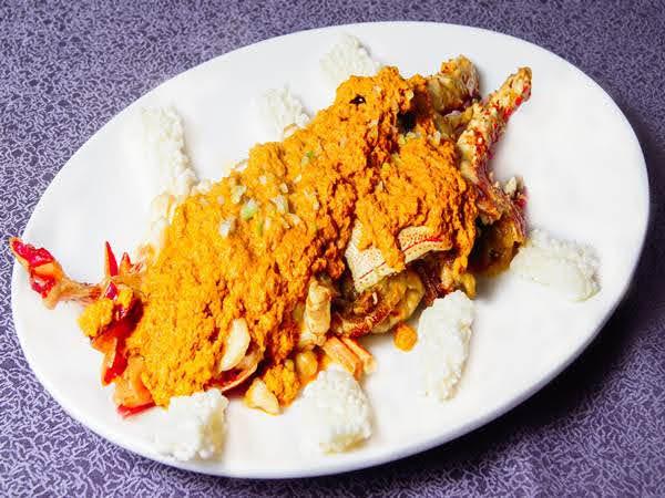 泰式咖哩龍蝦