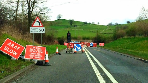 Essential work on some local roads