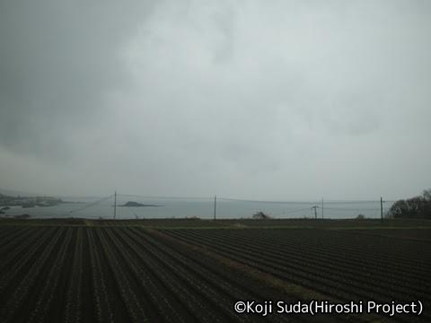 JR東日本 HB-E300系「リゾートしらかみ」青池編成 車窓_02