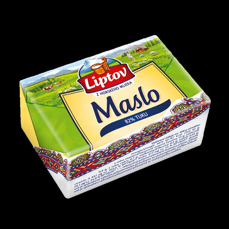 Maslo z Liptova