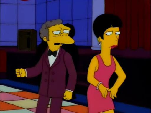 Los Simpsons 9x16 El bueno, la mala y el feo