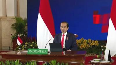 Presiden Jokowi ingatkan Kepala Daerah Jangan Sampai Anggaran Di Ecer-ecer