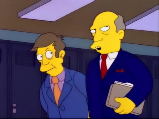Los Simpsons 4x20 El Dia del Garrote