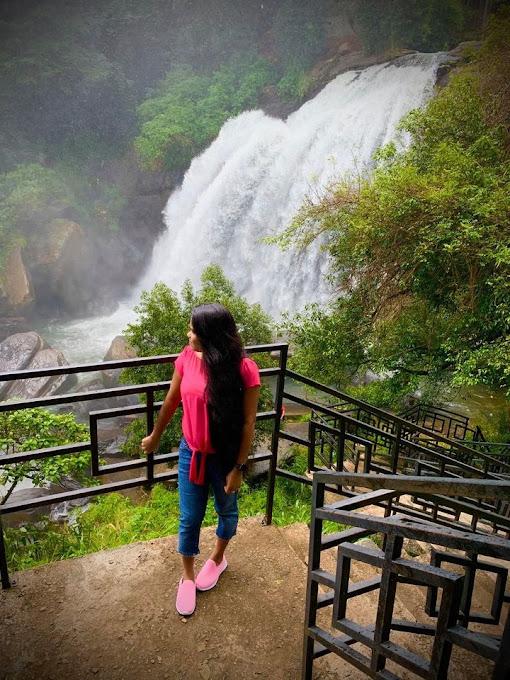 Huluganga Ella Waterfall