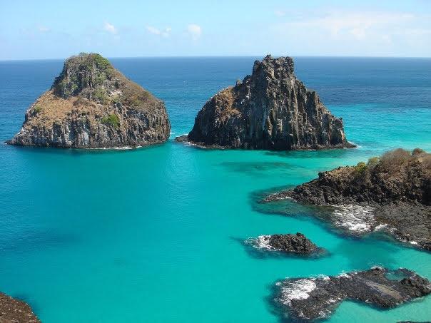 Ilhas atlânticas brasileiras Reservas de Fernando de Noronha e Atol das Rocas