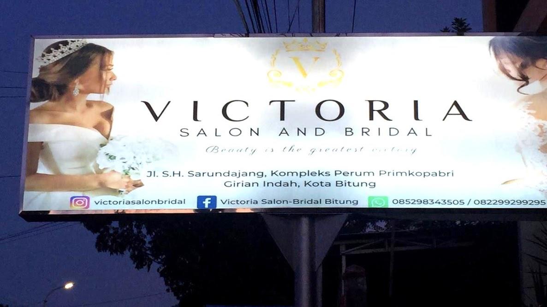 Victoria Salon and Bridal Bitung
