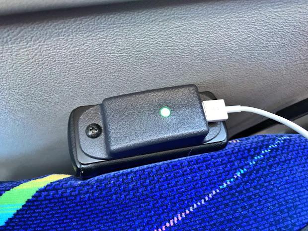 スマホ充電器(USB充電)