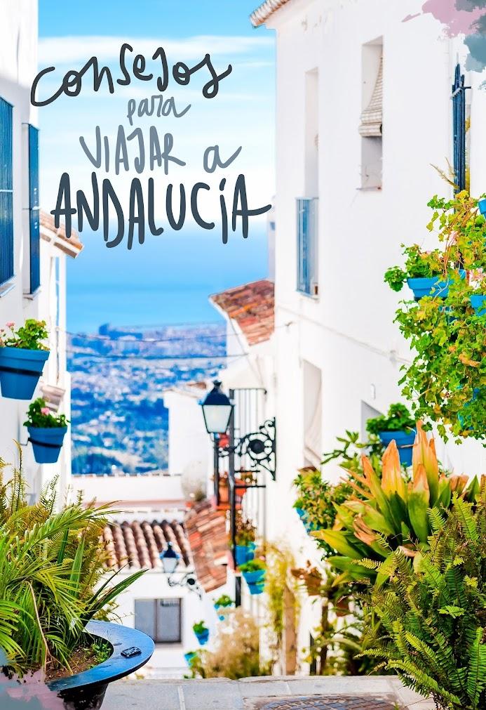 consejos viaje andalucia