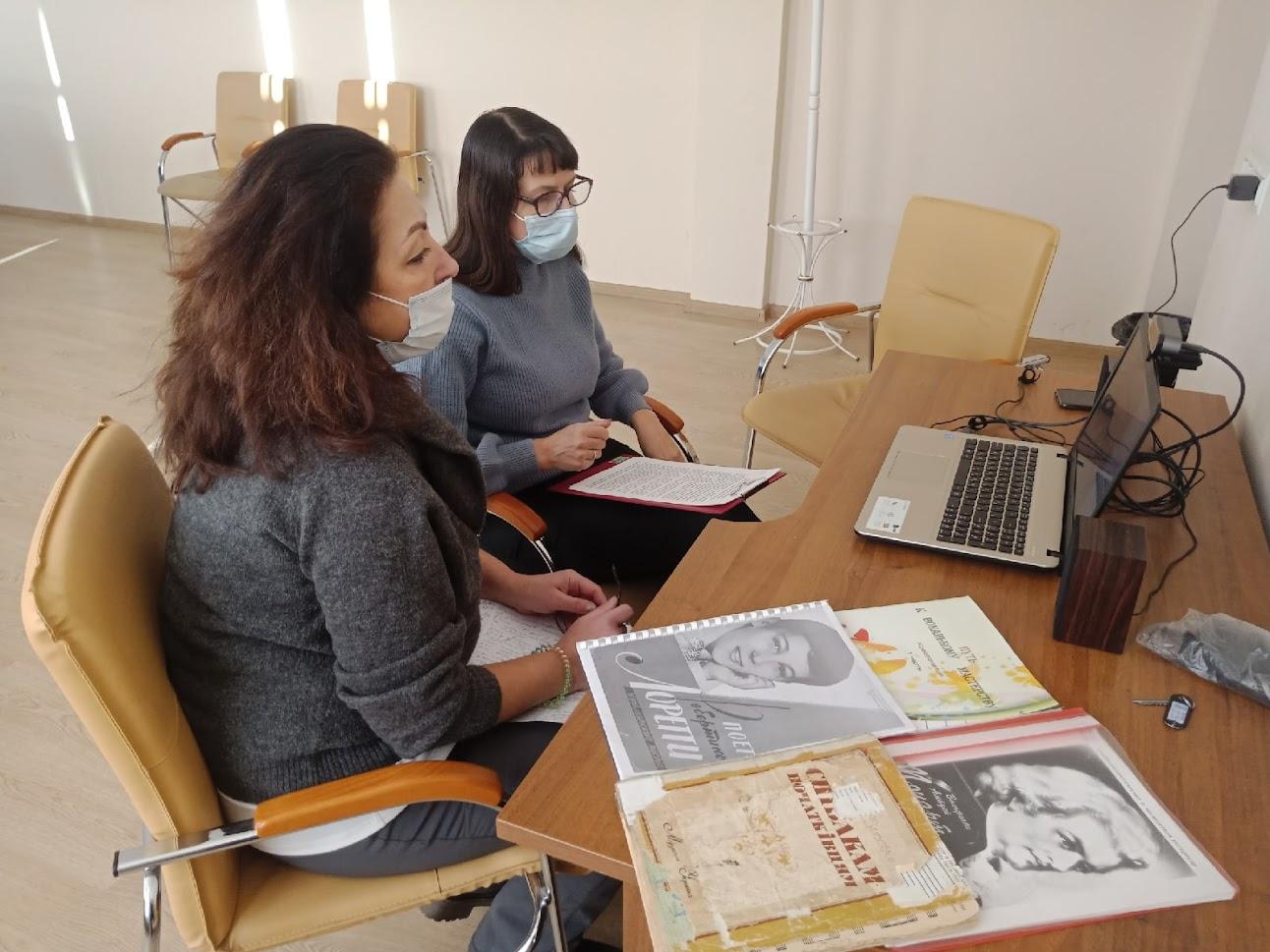 ВГИИК активно развивает проект сотрудничества преподавателей вуза с педагогами учреждений дополнительного образования Волгоградской области