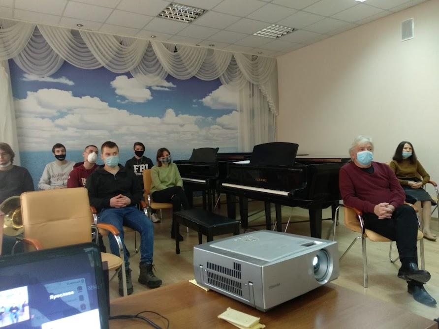 ВГИИК встретился с выпускниками