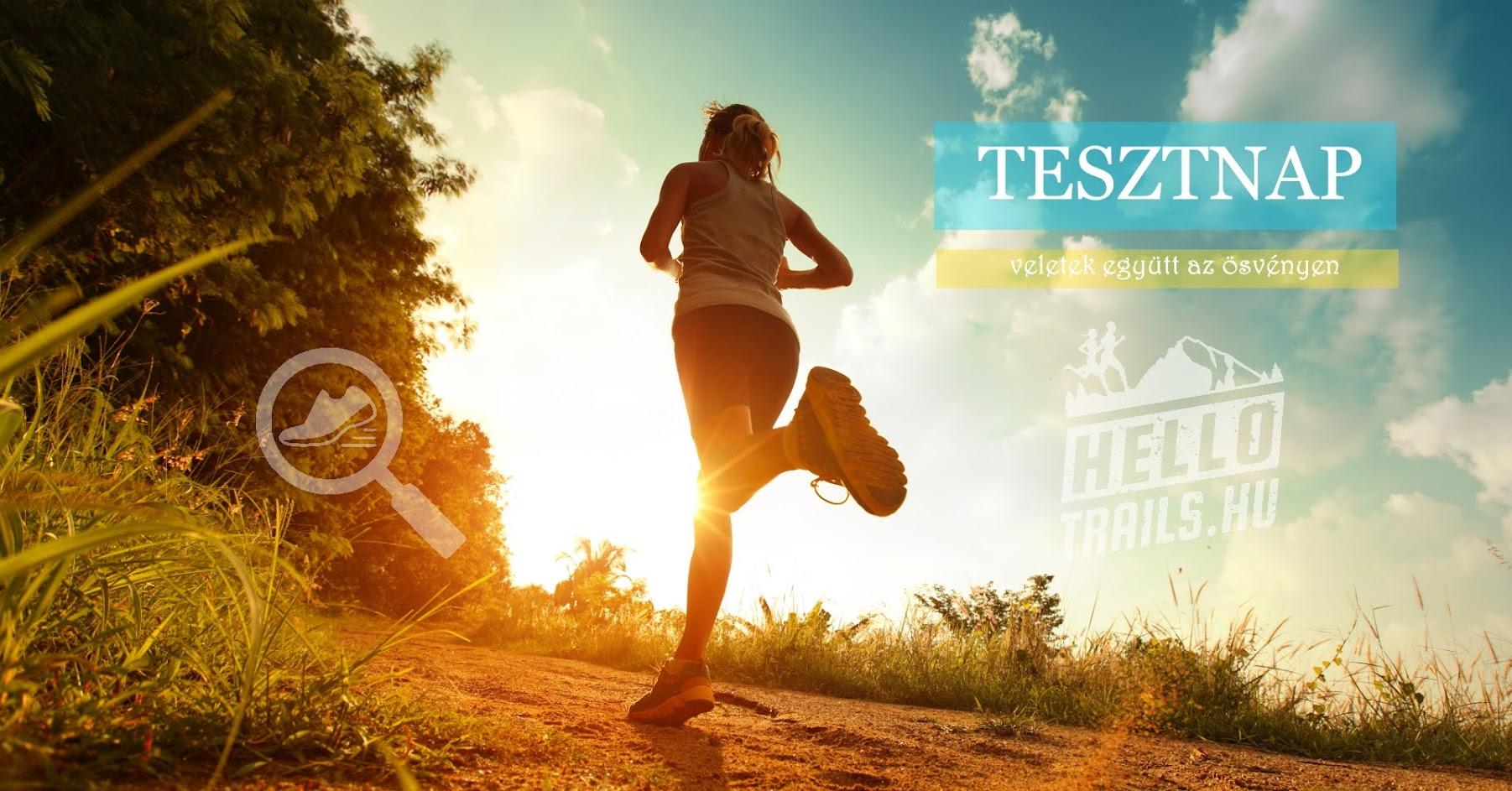 Tesztnap Hello Trails.hu Hoka Leki Energia gél sótabletta aszalt gyümölcs magvak frissítő felszerelés teszt