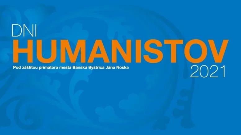 Dni humanistov 2021