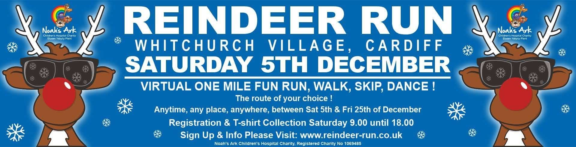 Whitchurch Reindeer Run 2020