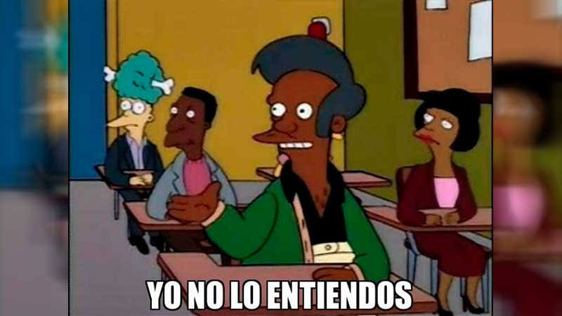 Los Simpson despiden a Apu Nahasapeemapetilon