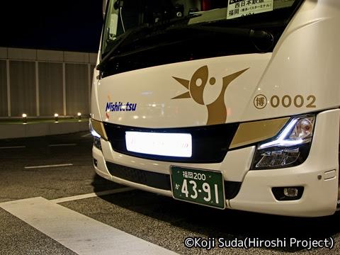 西鉄「はかた号」 0002 バスタ新宿改札中_02