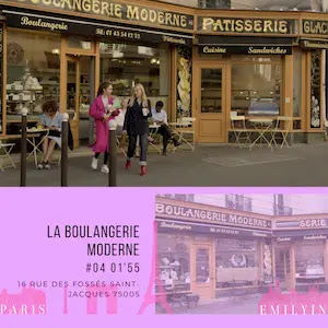 Boulangerie moderne by thierry rabineau