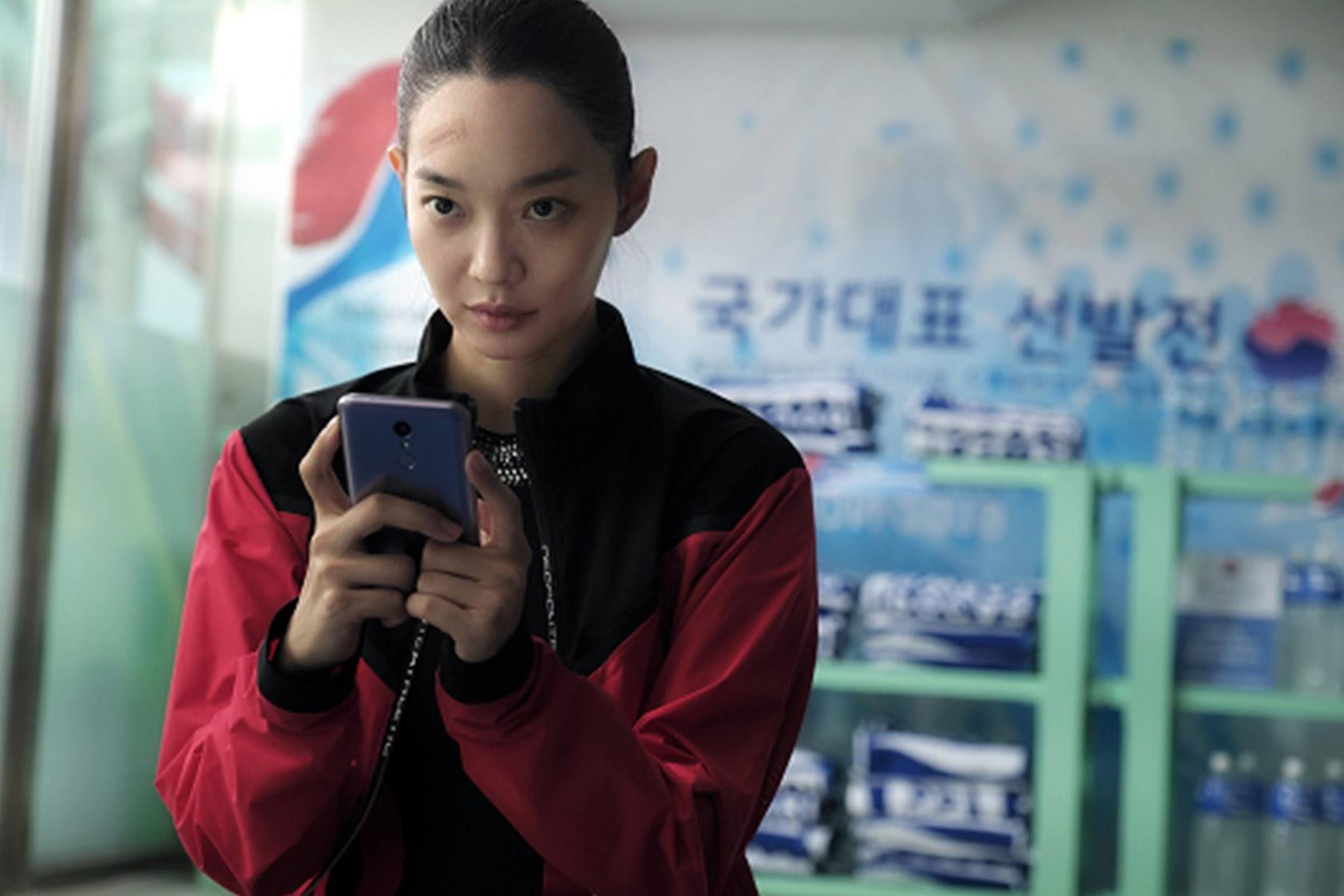 申敏兒 新作電影《 詭憶 》 黑暗驚悚超越《 黑天鵝 》