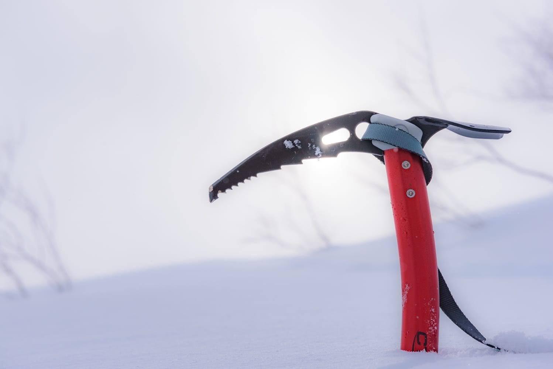 初冬(11月~12月)に北アルプスでテント泊登山する時の装備や注意事項