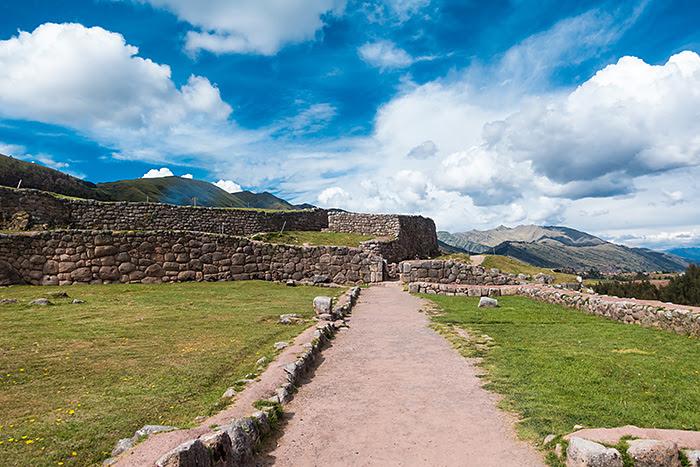 Puka Pukara, Cusco