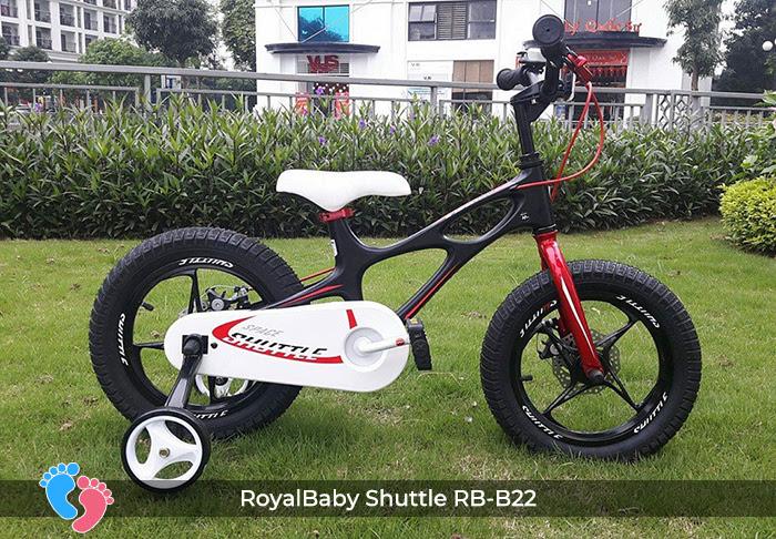 Xe đạp trẻ em Royal Baby Shuttle RB-B22 5