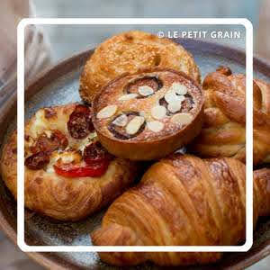 パリのパンオショコラ Le Petit Grain ル・プティ・グラン