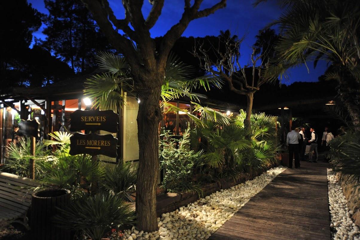 Restaurante de boda | La Pineda