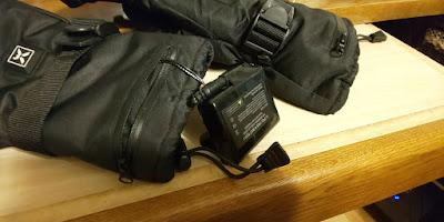 ヒーター手袋2