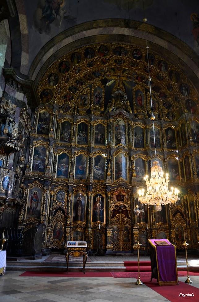 16-metrowy ikonostas
