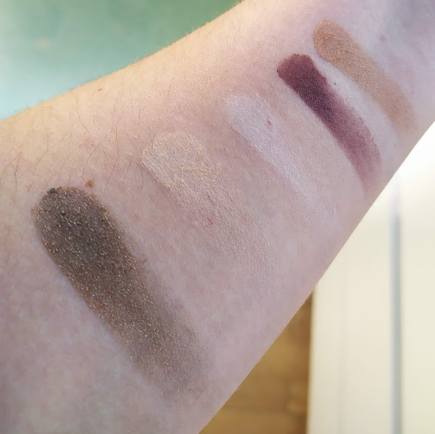 swatches Chocolate City