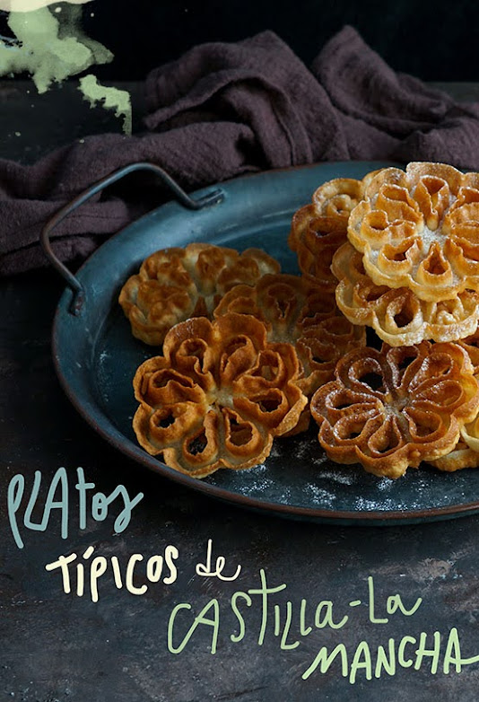 platos tipicos de castilla la mancha que comer