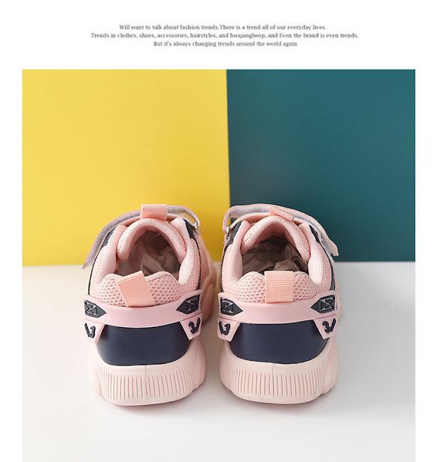 Giày Thể Thao Trẻ Em Mới Nhất Chống Trơn Trượt, Thoáng Khí Size 27-31 - 5