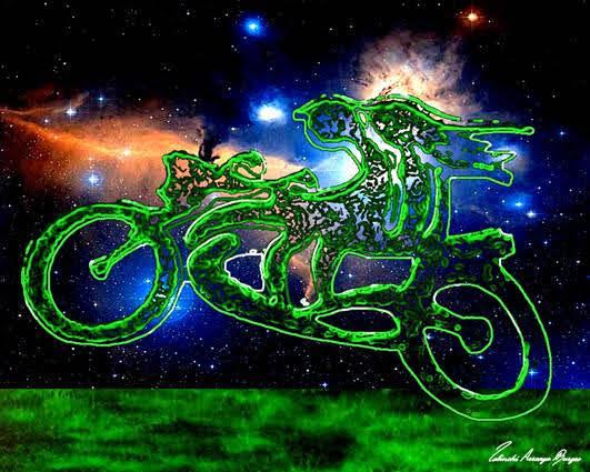 Arte Digital enviado Create futuristic dystopian artwork inspired by cyberpunk Artista lalinchi Arreaga Burgos E.E.A.B